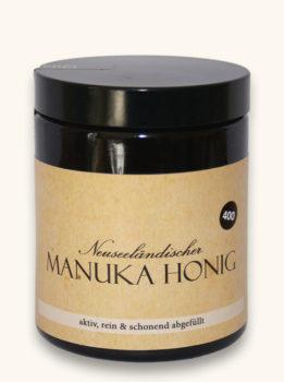 Aktiver Manuka MGO400 –230g