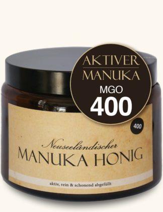 Aktiver Manuka-Honig (MGO400/14+)