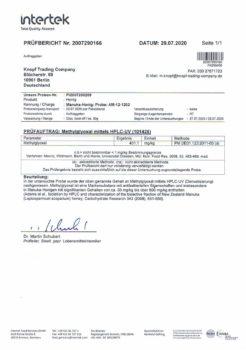 Analysebericht AM-12-1202